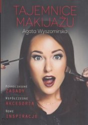 Tajemnice makijażu Agata Wyszomirska