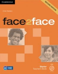 face2face Second edition Starter Teachers Book with DVD Chris Redston