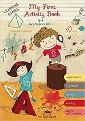 My First Activity Book (Learning Games) Tamara Fonteyn
