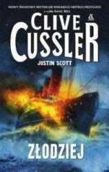 Złodziej Clive Cussler Justin Scott