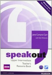 Speakout Upper Intermediate Teacher's Resource Book  Jane Comyns Carr