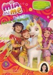 Mia and me Podróż do Centopii 3 Książka z naklejkami