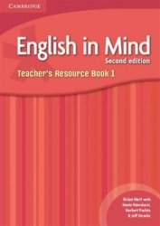 English in Mind 1 Teachers Resource Book Brian Hart Mario Rinvolucri Herbert Puchta