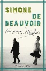 Pewnego razu w Moskwie Simone Beauvoir