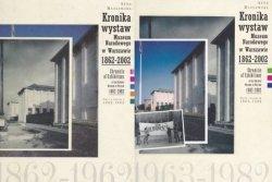 Kronika wystaw Muzeum Narodowego w Warszawie 1862-2002 Tom I i II 1963-1982 Anna Masłowska