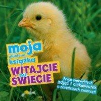 Witajcie na świecie Moja ulubiona książka