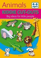 Animals (Kiddie Cut-Outs-Big Ideas for Little People) Zibi Dobosz