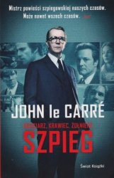 Druciarz krawiec żołnierz szpieg John LeCarre