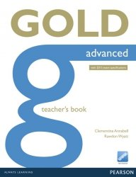 New Gold Advanced 2015 Teacher's Book with online resources