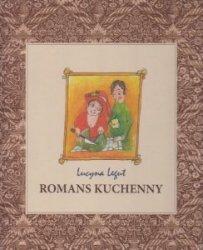 Romans kuchenny Lucyna Legut
