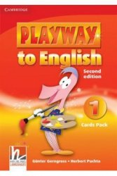 Playway to English 1 Cards Pack