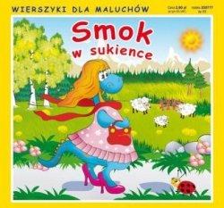 Smok w sukience Paulina Sikorska Wierszyki dla maluchów