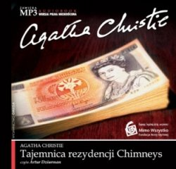 Tajemnica rezydencji Chimneys (CD mp3 audiobook) Agata Christie