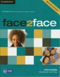 face2face 2ed Intermediate Workbook with key