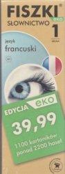 Fiszki Francuski A1 edycja EKO Słownictwo 1