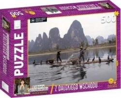 Z dalekiego wschodu Chiny Kolekcja Elżbiety Sęczykowskiej (puzzle 500-elem)