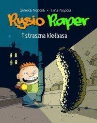 Rysio Raper i straszna kiełbasa