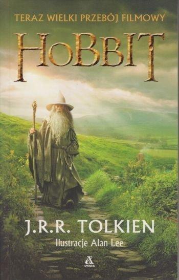 Hobbit albo tam i z powrotem J.R.R. Tolkien 9788324149759