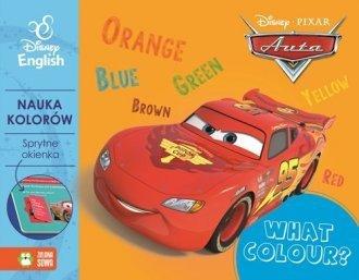 Auta Sprytne okienka What colour Disney English