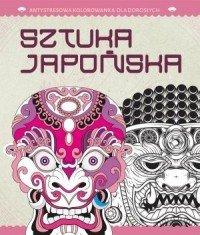 Sztuka japońska Antystresowa kolorowanka dla dorosłych Cześć 6