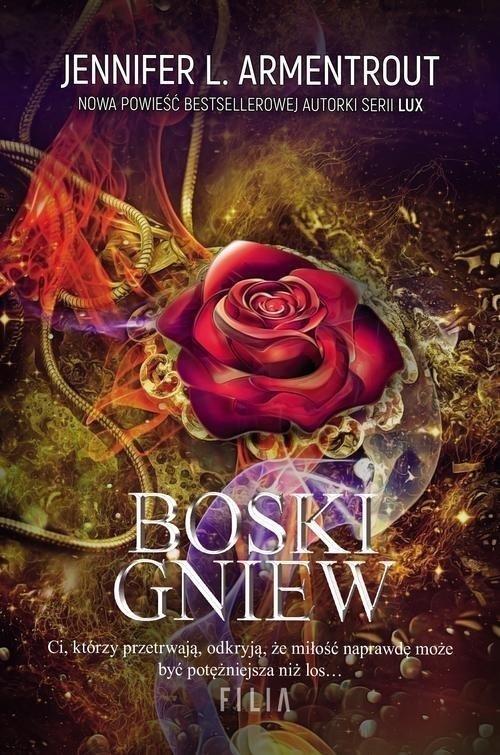 Boski gniew Covenant Tom 3. Jennifer L. Armentrout