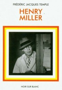 Henry Miller Frederic Jacques Temple
