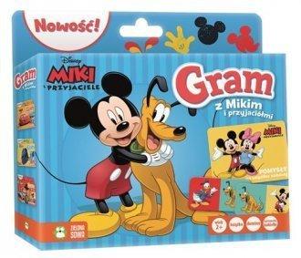 Miki Gram z Disneyem