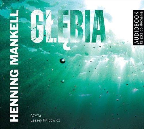 Głębia Henning Mankell Audiobook mp3 CD