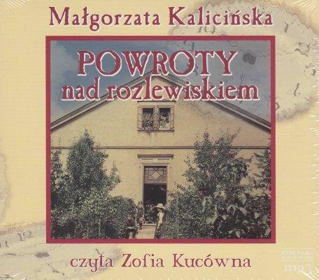 Powroty nad rozlewiskiem (CD mp3) Małgorzata Kalicińska