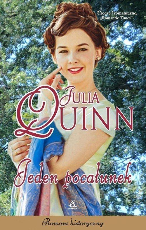 Jeden pocałunek Julia Quinn