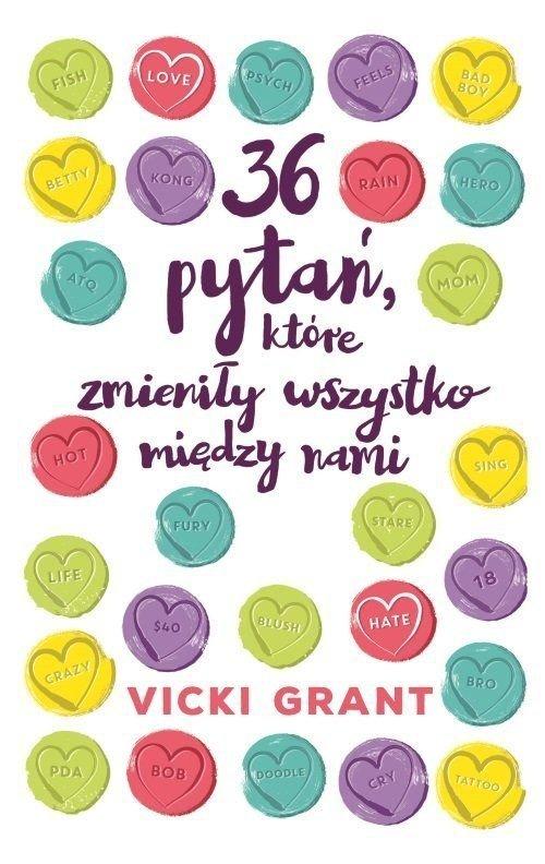 36 pytań które zmieniły wszystko między nami Vicki Grant