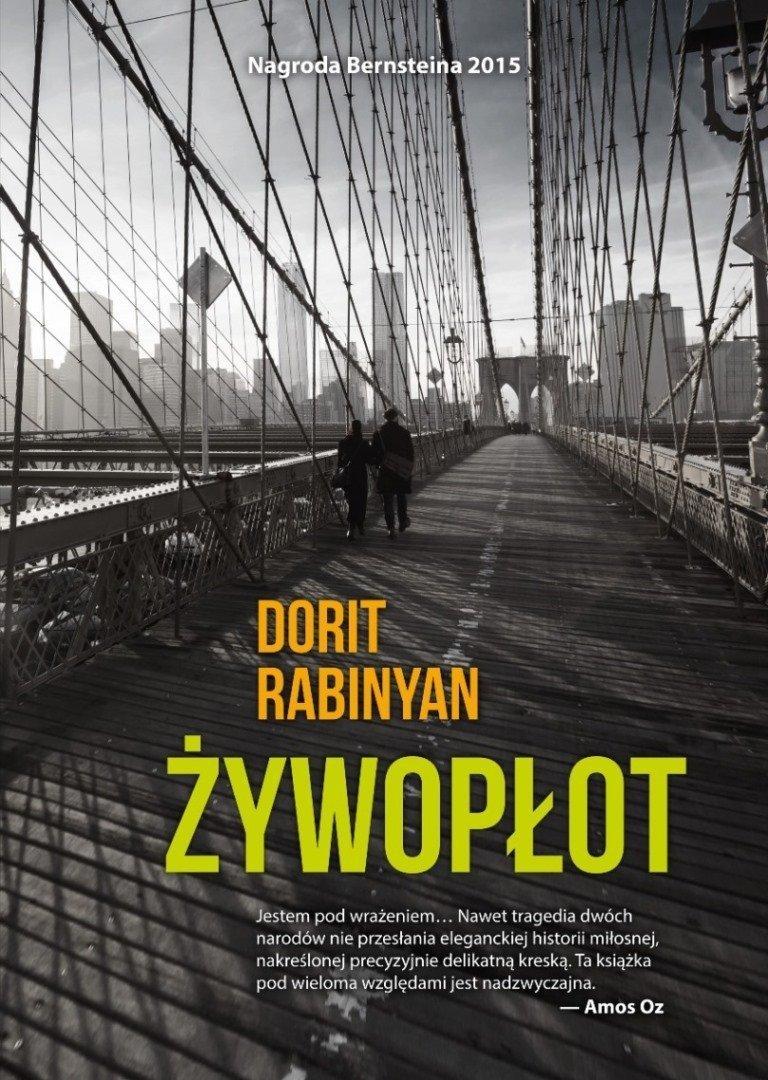 Żywopłot Dorit Rabinyan