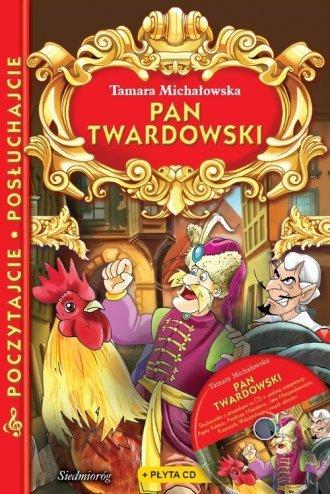 Pan Twardowski. Poczytajcie, posłuchajcie (+ CD)