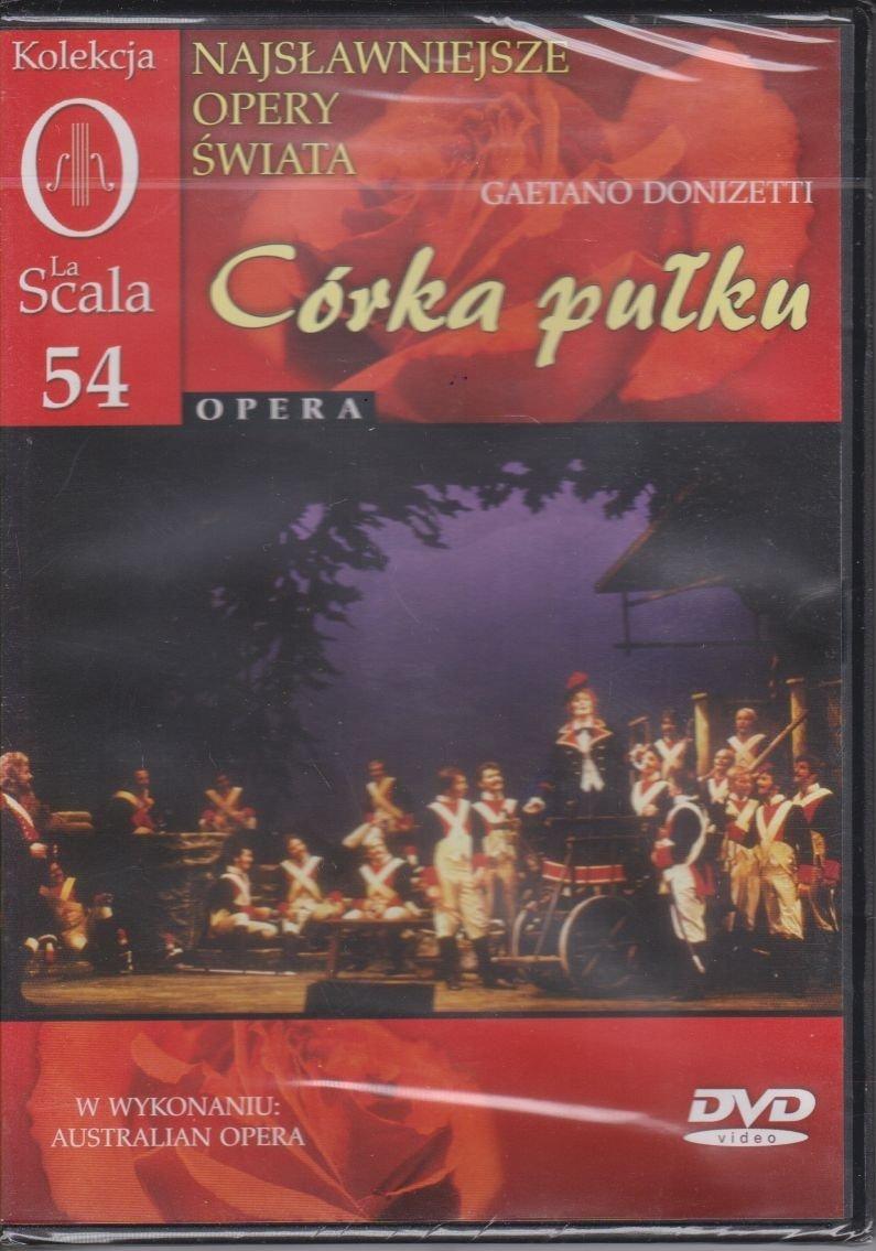 Najsławniejsze opery świata cz. 54 Córka pułku DVD