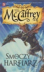 Smoczy harfiarz Anne McCaffrey Todd McCaffrey
