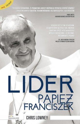 Lider Papież Franciszek  Chris Lowney