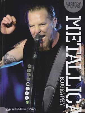 Metallica Biography książka + film