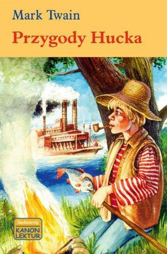 Przygody Hucka Mark Twain