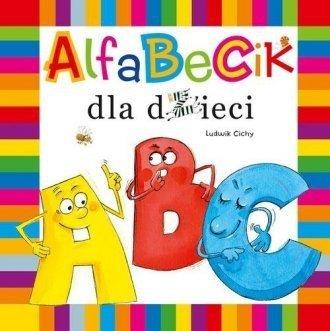 Alfabecik dla dzieci Ludwik Cichy