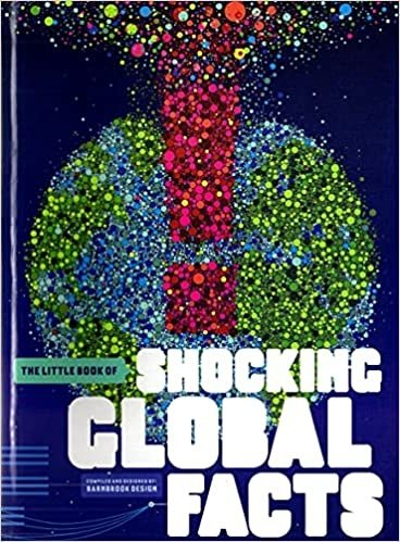 The Little Book of Shocking Global Facts Barnbrook Studio
