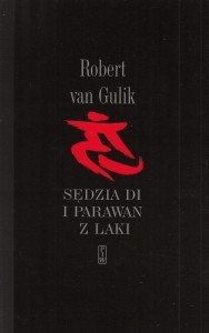 Sędzia Di i parawan z laki Robert Van Gulik