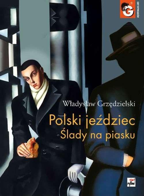 Polski jeździec Ślady na piasku Władysław Grędzielski