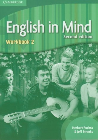 English in Mind 2 Workbook Herbert Puchta Jeff Stranks