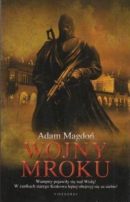 Wojny mroku Adam Magdoń