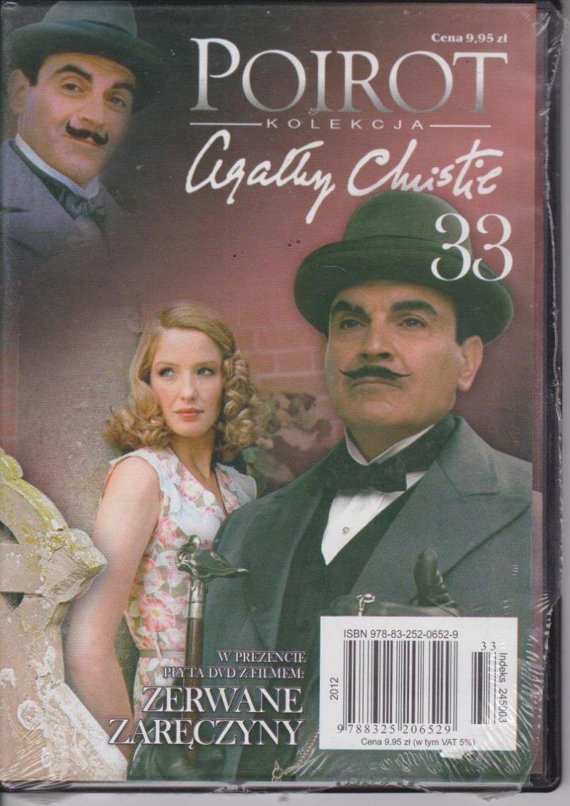Agatha Christie Poirot cz. 33 Zerwane zaręczyny DVD