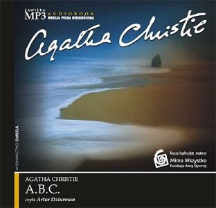 ABC (CD mp3 audiobook) Agata Christie