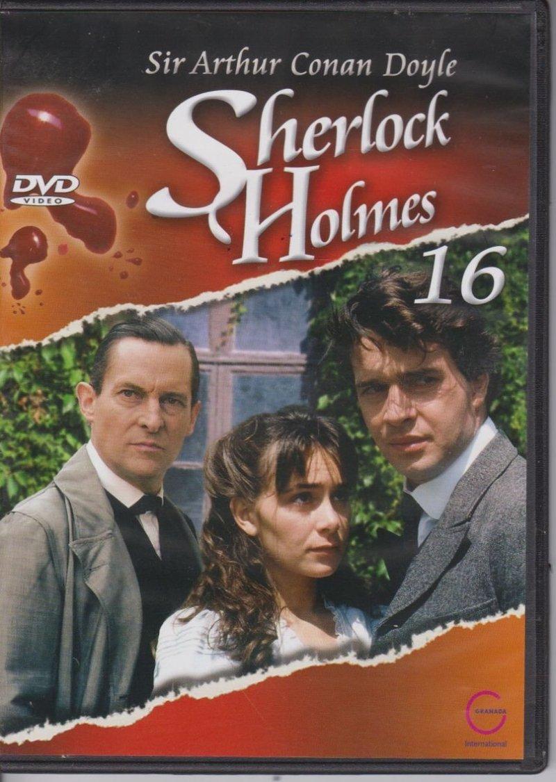 Sherlock Holmes Sir Arthur Conan Doyle cz. 16 Tragedia w Boscombe Valley, Znakomity klient DVD