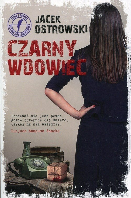 Czarny Wdowiec Jacek Ostrowski