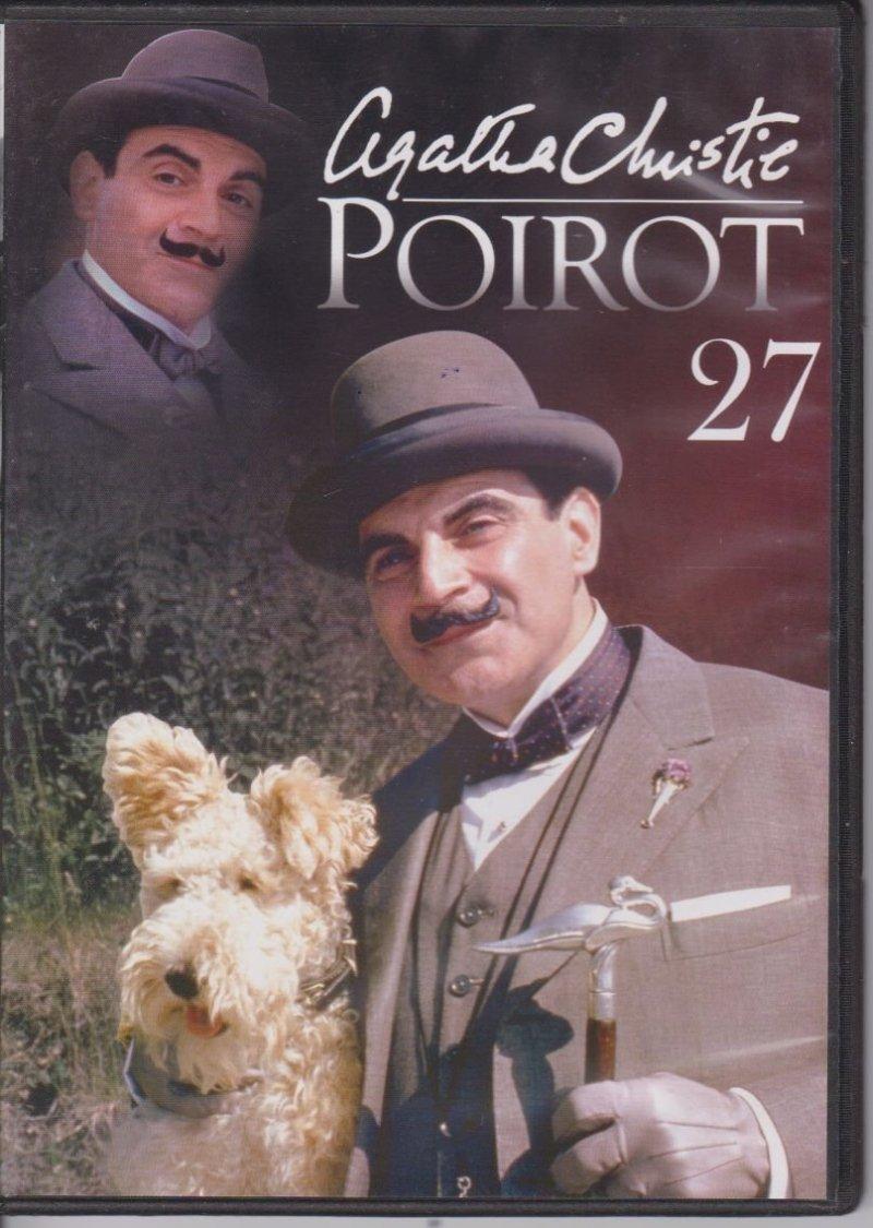 Agatha Christie Poirot cz. 27 Niemy świadek DVD