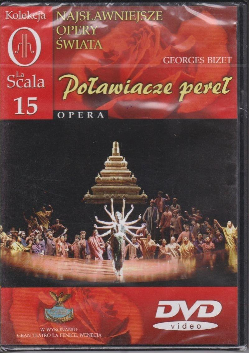 Najsławniejsze opery świata cz. 15 Poławiacze Pereł DVD